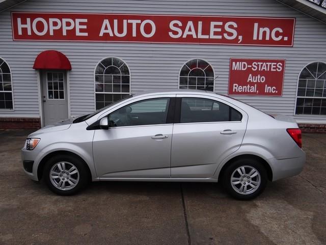 2014 Chevrolet Sonic LT | Paragould, Arkansas | Hoppe Auto Sales, Inc. in Paragould Arkansas
