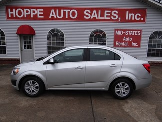 2014 Chevrolet Sonic in Paragould Arkansas