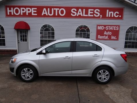 2014 Chevrolet Sonic LT | Paragould, Arkansas | Hoppe Auto Sales, Inc. in Paragould, Arkansas
