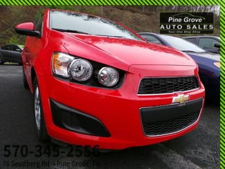 2014 Chevrolet Sonic in Pine Grove PA