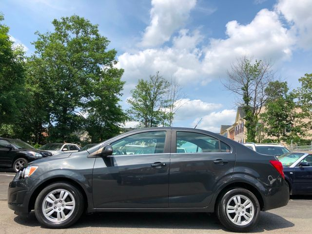 2014 Chevrolet Sonic LT Sterling, Virginia 4