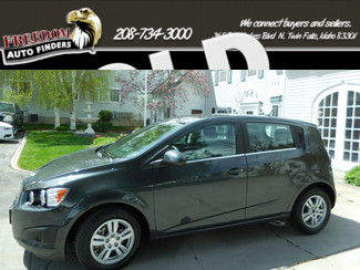2014 Chevrolet Sonic LT in  Idaho