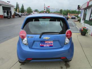 2014 Chevrolet Spark LT Fremont, Ohio 1