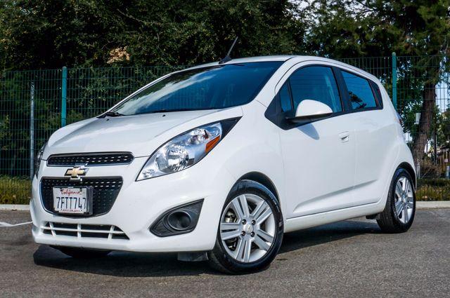 2014 Chevrolet Spark LT - AUTO - 66K MILES - ALLOY WHLS Reseda, CA 1