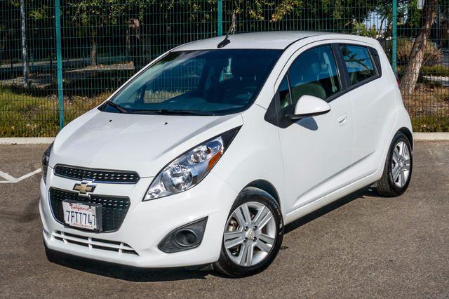 2014 Chevrolet Spark LT - AUTO - 66K MILES - ALLOY WHLS Reseda, CA 37