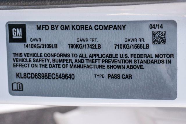 2014 Chevrolet Spark LT - AUTO - 66K MILES - ALLOY WHLS Reseda, CA 35