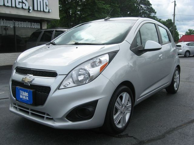 2014 Chevrolet Spark LS Richmond, Virginia 1