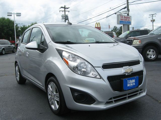 2014 Chevrolet Spark LS Richmond, Virginia 3