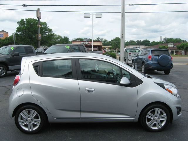 2014 Chevrolet Spark LS Richmond, Virginia 4
