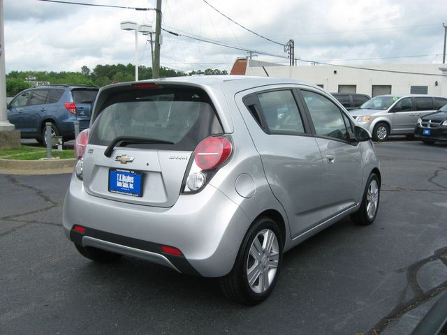 2014 Chevrolet Spark LS Richmond, Virginia 5