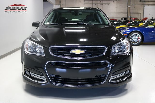 2014 Chevrolet SS Sedan Merrillville, Indiana 7