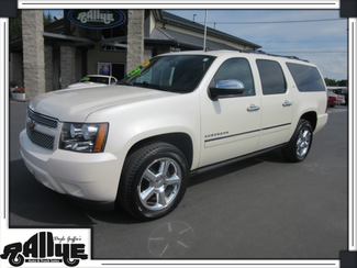 2014 Chevrolet Suburban LTZ Burlington, WA