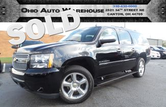 2014 Chevrolet Suburban LTZ 4x Navi DVD Sunroof 1-Owner We Finance | Canton, Ohio | Ohio Auto Warehouse LLC in  Ohio