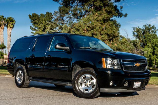 2014 Chevrolet Suburban LT Reseda, CA 4