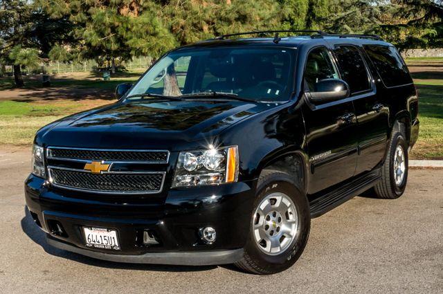 2014 Chevrolet Suburban LT Reseda, CA 45