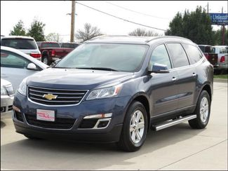 2014 Chevrolet Traverse LT w/2LT One Owner Nav/Leather/Pano/Buckets/Bose in  Iowa