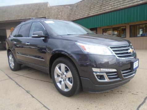 2014 Chevrolet Traverse LTZ in Dickinson, ND