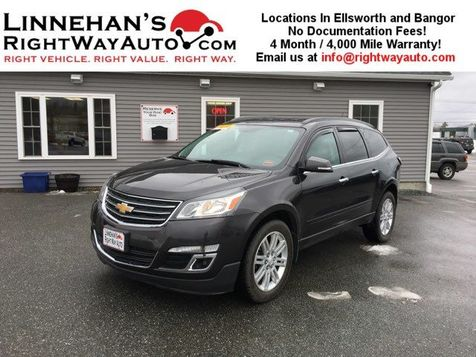 2014 Chevrolet Traverse LT in Bangor