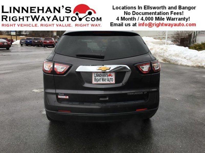 2014 Chevrolet Traverse LT  in Bangor, ME