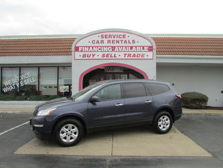 2014 Chevrolet Traverse LS Fremont, Ohio 0