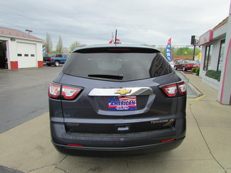 2014 Chevrolet Traverse LS Fremont, Ohio 1