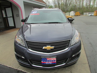 2014 Chevrolet Traverse LS Fremont, Ohio 3