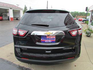 2014 Chevrolet Traverse LT Fremont, Ohio 1