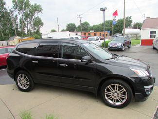 2014 Chevrolet Traverse LT Fremont, Ohio 2