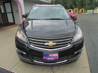 2014 Chevrolet Traverse LT Fremont, Ohio 3