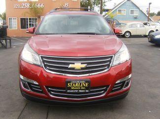 2014 Chevrolet Traverse LTZ Los Angeles, CA 1
