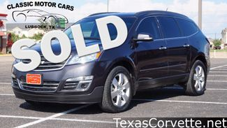2014 Chevrolet Traverse in Lubbock Texas