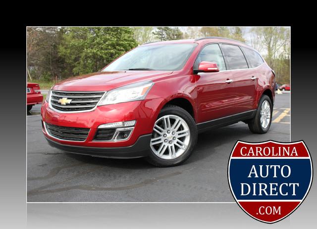 2014 Chevrolet Traverse 2LT-AWD-3RD ROW- Mooresville , NC 0