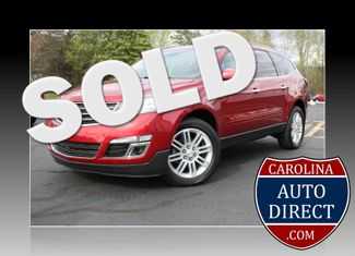 "2014 Chevrolet Traverse LT AWD - ALL STAR EDITION - 20"" WHEELS! Mooresville , NC"