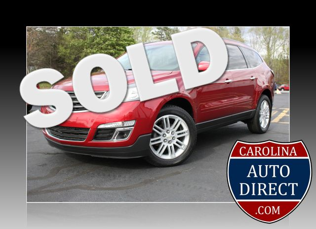 "2014 Chevrolet Traverse LT AWD - ALL STAR EDITION - 20"" WHEELS! Mooresville , NC 0"