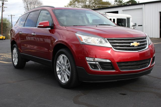 "2014 Chevrolet Traverse LT AWD - ALL STAR EDITION - 20"" WHEELS! Mooresville , NC 18"