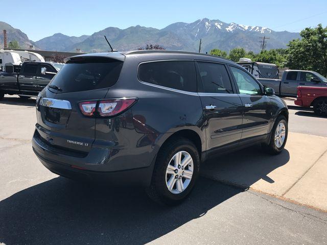2014 Chevrolet Traverse LT Ogden, Utah 4