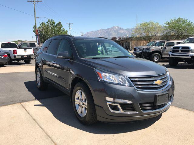 2014 Chevrolet Traverse LT Ogden, Utah 5
