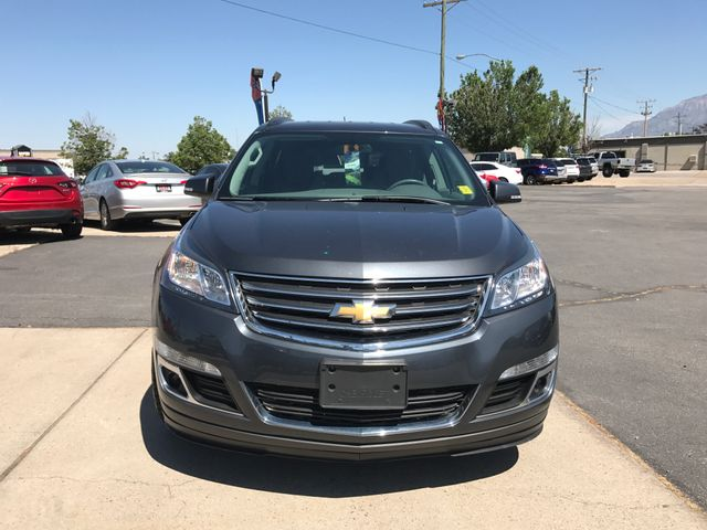 2014 Chevrolet Traverse LT Ogden, Utah 6