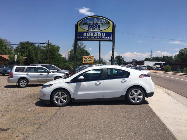 2014 Chevrolet Volt Golden, Colorado 2