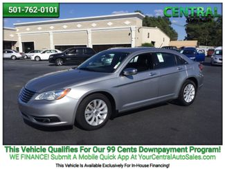 2014 Chrysler 200 Limited | Hot Springs, AR | Central Auto Sales in Hot Springs AR