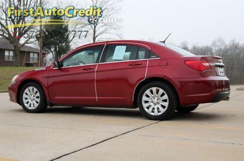 2014 Chrysler 200 LX | Jackson , MO | First Auto Credit in Jackson , MO