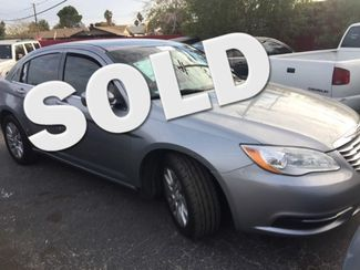 2014 Chrysler 200 LX AUTOWORLD (702) 452-8488 Las Vegas, Nevada