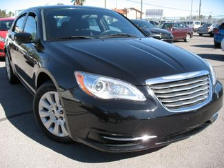 2014 Chrysler 200 LX Las Vegas, NV 4