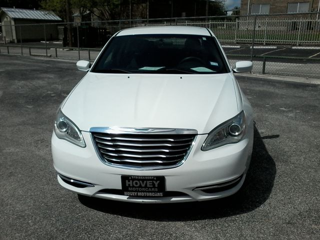 2014 Chrysler 200 San Antonio, Texas 1