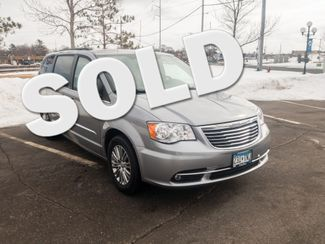 2014 Chrysler Town & Country Touring-L with a 6 month 6000 miles warranty Maple Grove, Minnesota