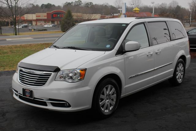 2014 Chrysler Town & Country Touring FWD - REAR DVD Mooresville , NC 21
