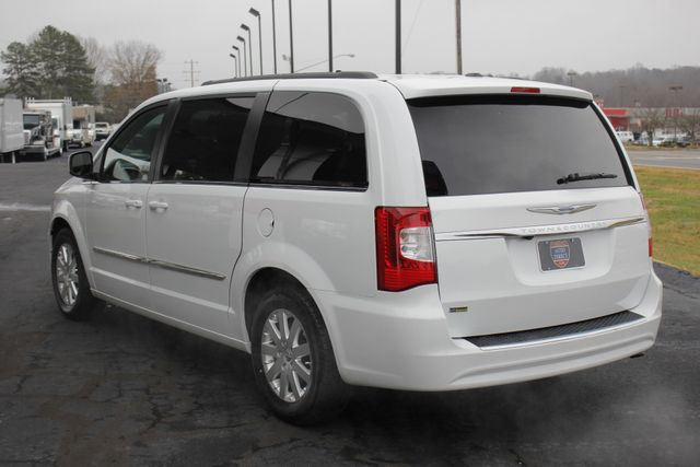 2014 Chrysler Town & Country Touring FWD - REAR DVD Mooresville , NC 23