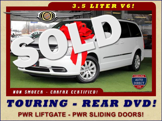 2014 Chrysler Town & Country Touring FWD - REAR DVD Mooresville , NC 0
