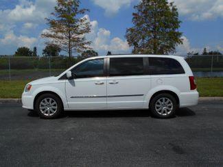 2014 Chrysler Town & Country Touring Handicap Van...... Pre-construction pictures. Van now in production. Pinellas Park, Florida 1
