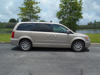 2014 Chrysler Town & Country Touring Wheelchair Van..... Pre-construction pictures. Van now in production. Pinellas Park, Florida